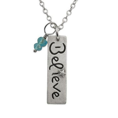 Believe Necklace - IsabelleGraceJewelry