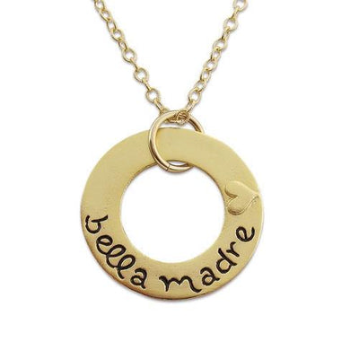 Bella Madre Necklace - IsabelleGraceJewelry