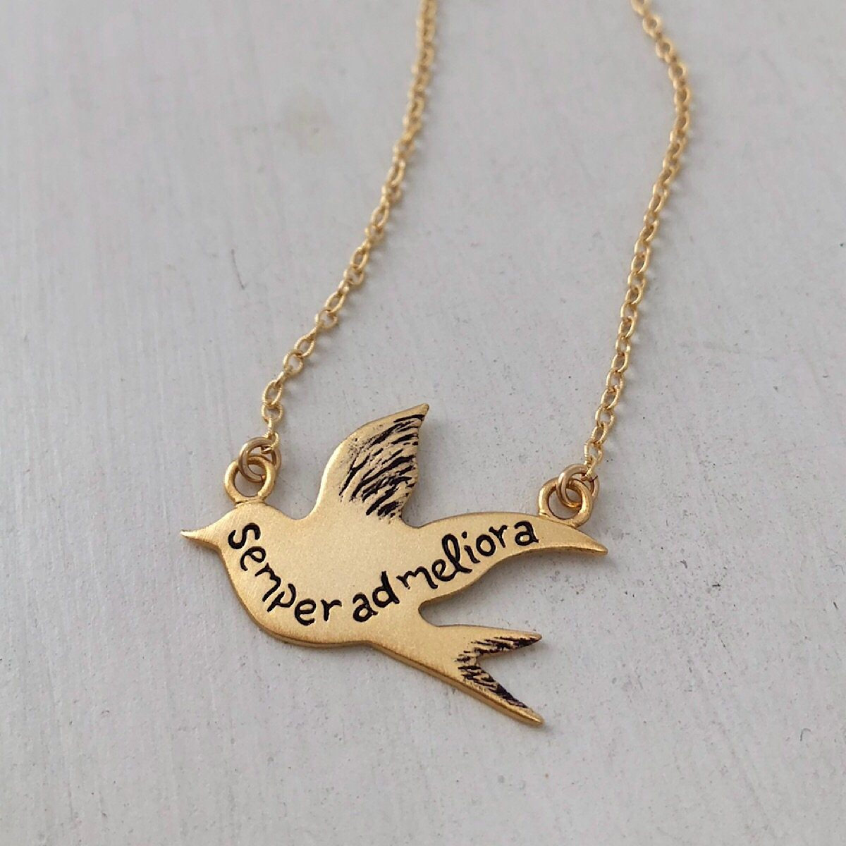 Better Things Necklace - IsabelleGraceJewelry