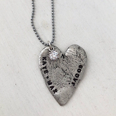 Big Love Personalized Necklace - IsabelleGraceJewelry