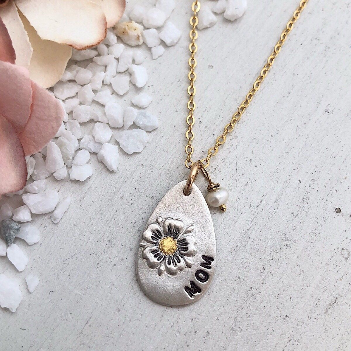 Bloom Necklace - IsabelleGraceJewelry