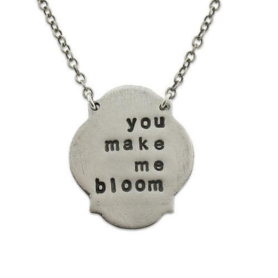 "Bloom ""Sunflower"" Necklace - IsabelleGraceJewelry"