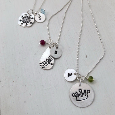 Build Your Own Charm Necklace - IsabelleGraceJewelry
