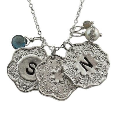 Callista Charm Necklace - IsabelleGraceJewelry