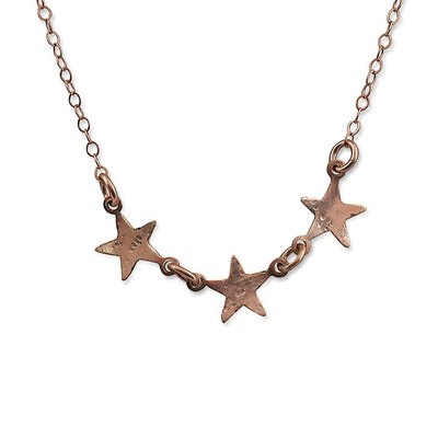 Darling Stars Necklace - IsabelleGraceJewelry