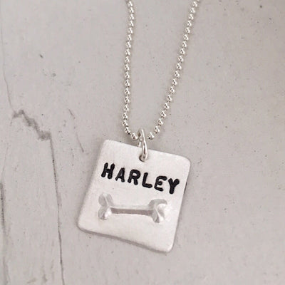 Dog Lovers Necklace - IsabelleGraceJewelry
