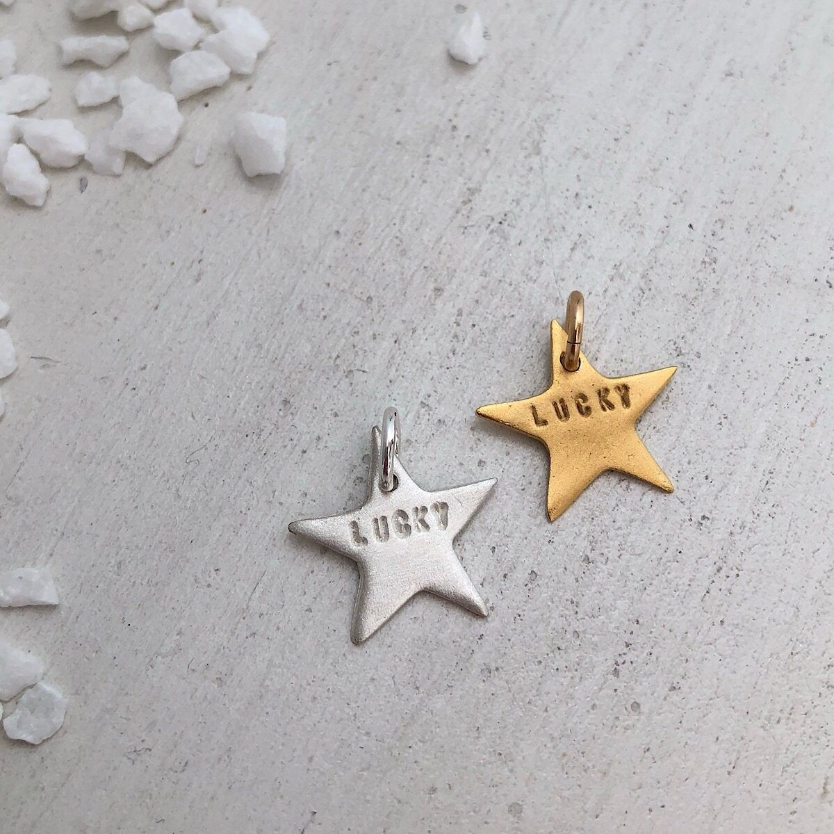 Lucky Star Charm - IsabelleGraceJewelry