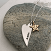 Mama XO Necklace  - IsabelleGraceJewelry