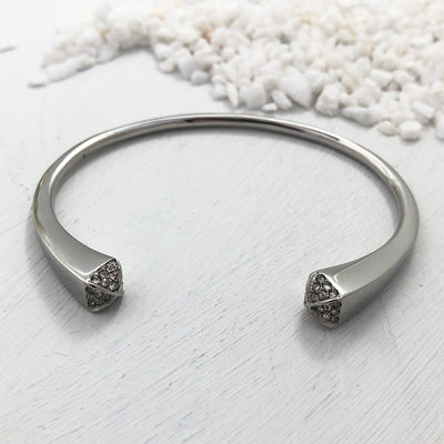Pave Open Cuff Limited Edition