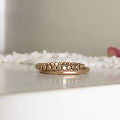 Perfect Duet Ring Set