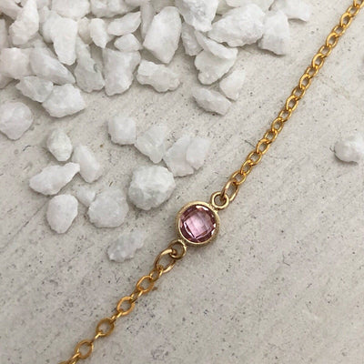 Pretty In Pearl Necklace  - IsabelleGraceJewelry