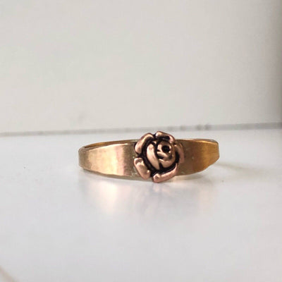 Rose in Bloom Ring  - IsabelleGraceJewelry
