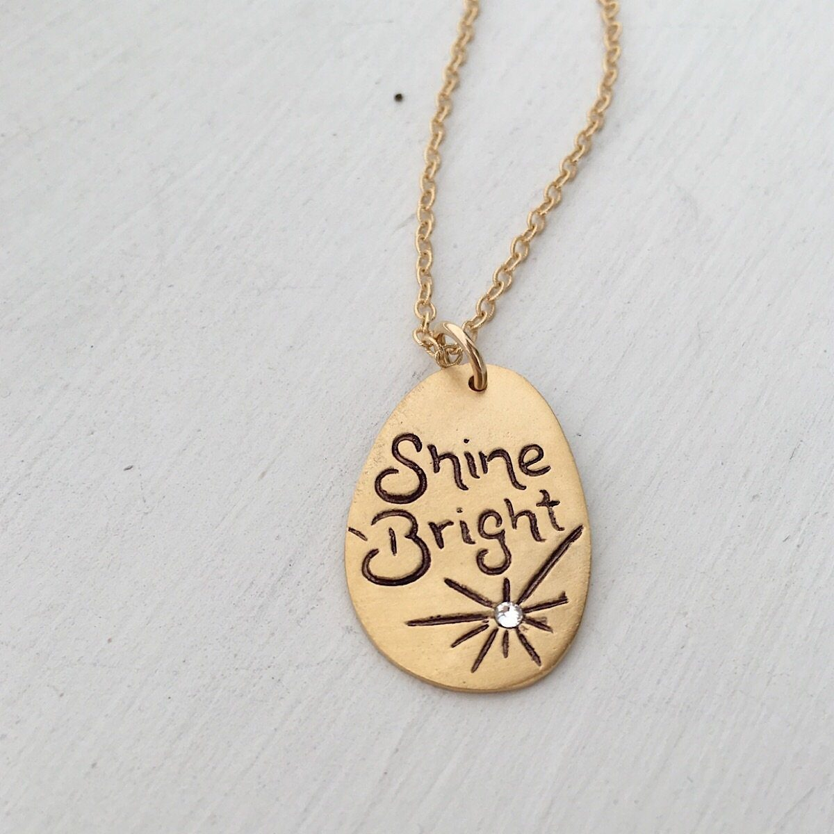 Shine Bright Necklace  - IsabelleGraceJewelry