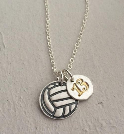 Sports Mini's Necklace  - IsabelleGraceJewelry