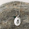 Stand Tall Pebble Necklace  - IsabelleGraceJewelry