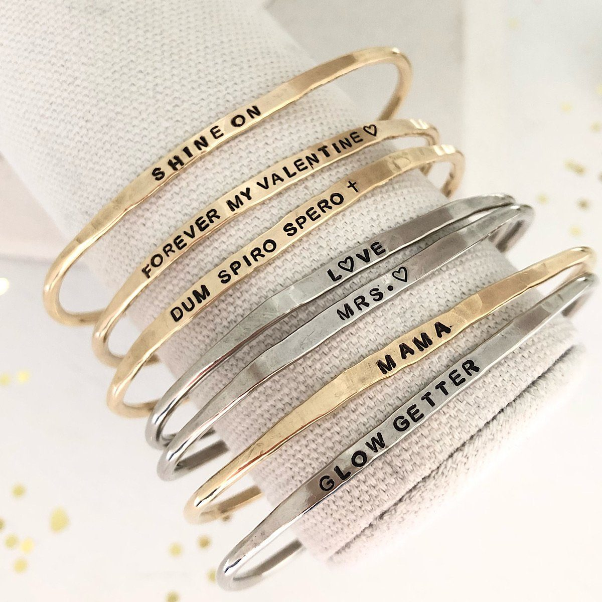 Thin Message Cuff
