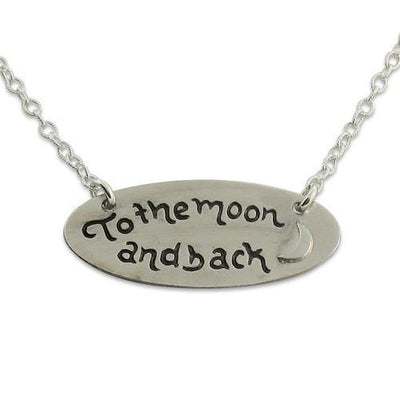 To the Moon and Back  - IsabelleGraceJewelry