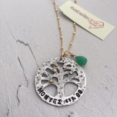 Tribe Love Necklace  - IsabelleGraceJewelry