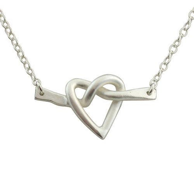 Twisted Love Necklace  - IsabelleGraceJewelry
