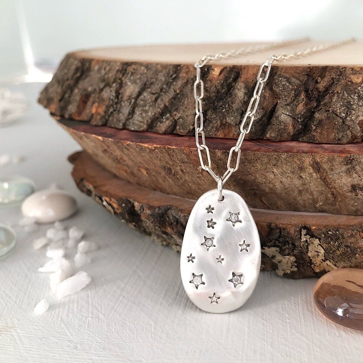 Written In The Stars Necklace  - IsabelleGraceJewelry