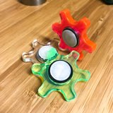 Mini Gear Fidget Spinner