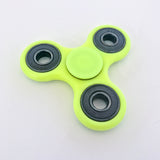 Glow in the Dark Tri-Spinner Fidget Spinner
