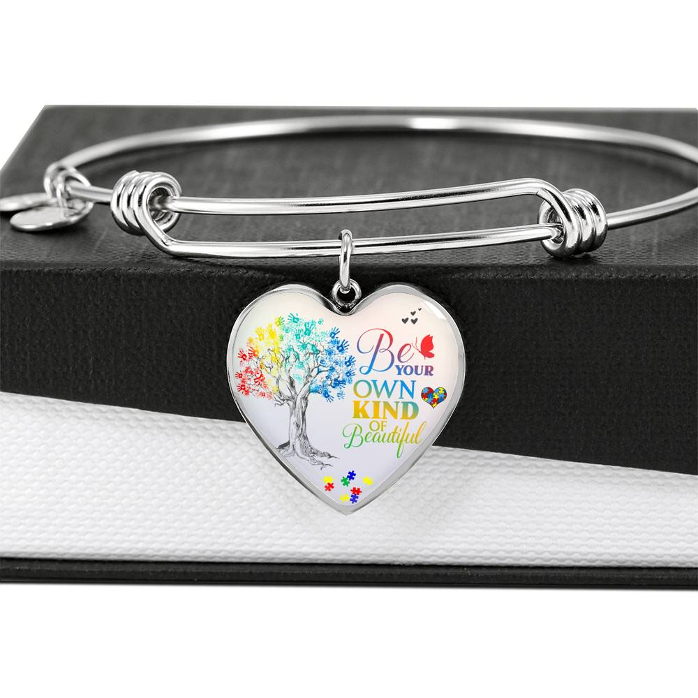 Be Your Own Kind Of Beautiful Bangle