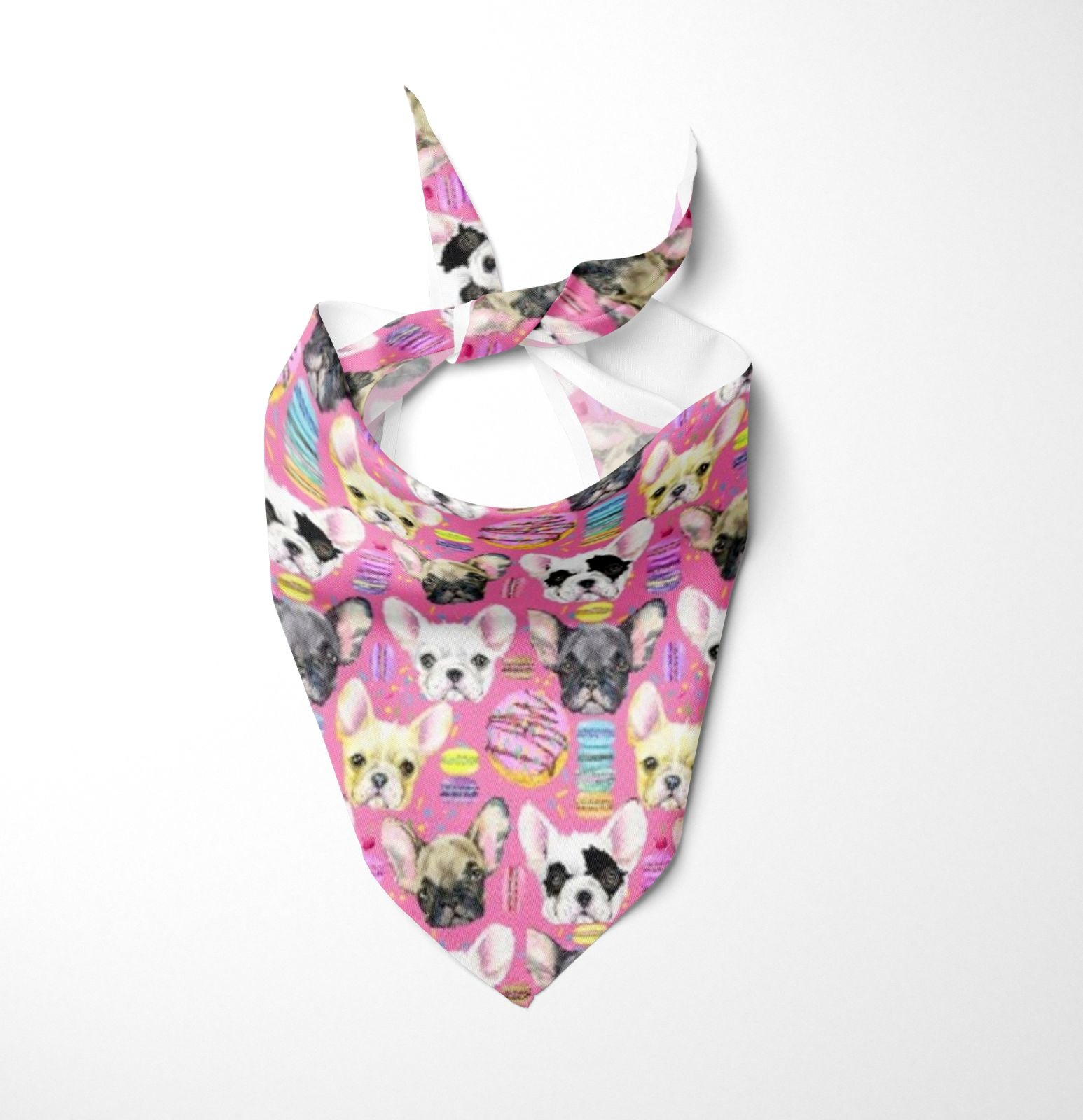 Frenchie Dog Bandana