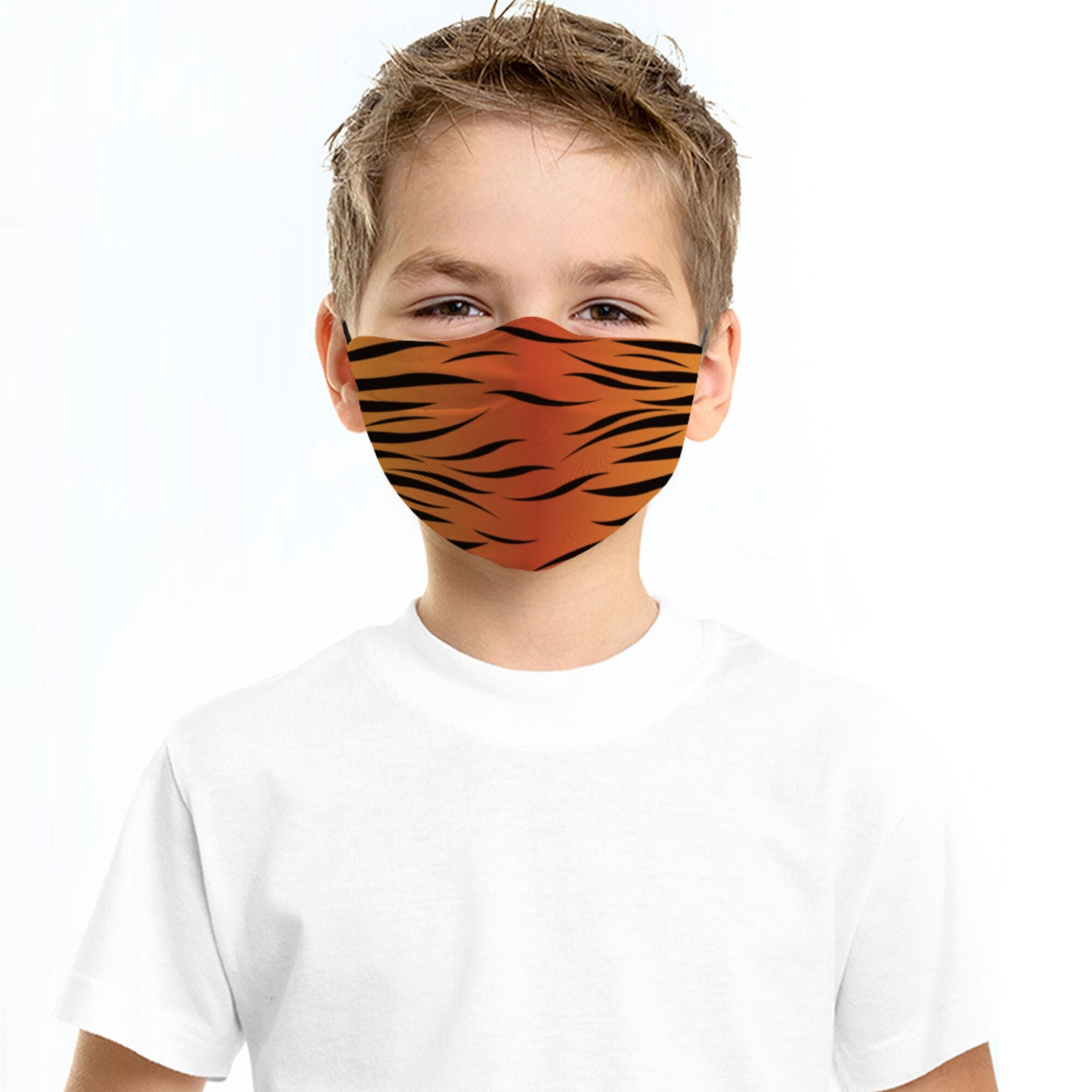 Tiger Face Mask WIth Filter