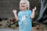 T-Shirt - Snowy Egret (Adult $25; Toddler and Youth $20)
