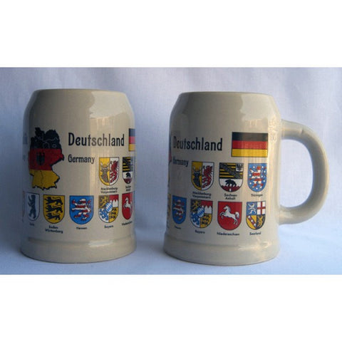 German Crests - All Steins