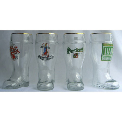 Beer Brand Boot - All Steins
