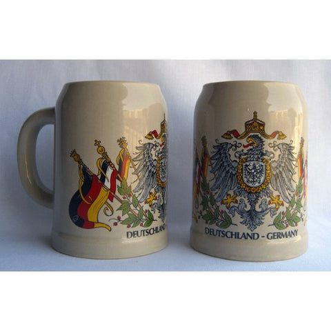 Deutschland-Germany Ceramic Mug - All Steins