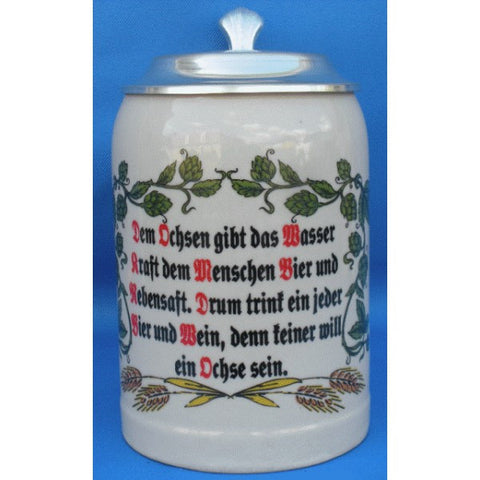 Dem Ochsen - All Steins
