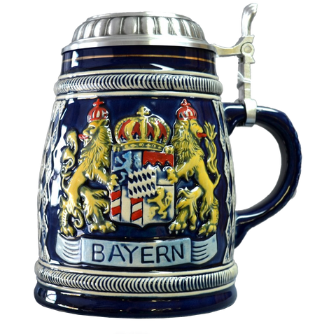 Bavaria Coat of Arms Stein - All Steins
