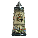 Austrian Heritage Stein - All Steins