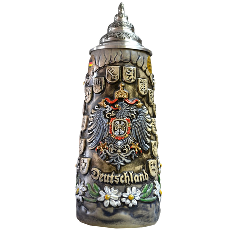 Deutschland Rock Grotto Beer Stein - All Steins