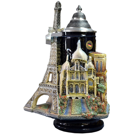 3D Paris City Stein - All Steins