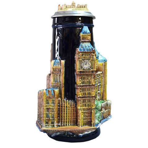 3D London City Scene Stein - All Steins