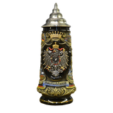 Coat of Arms Painted Stein - All Steins