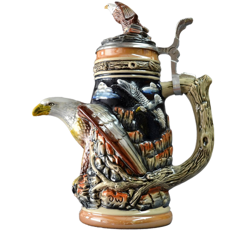 Bald Eagle Stein - All Steins