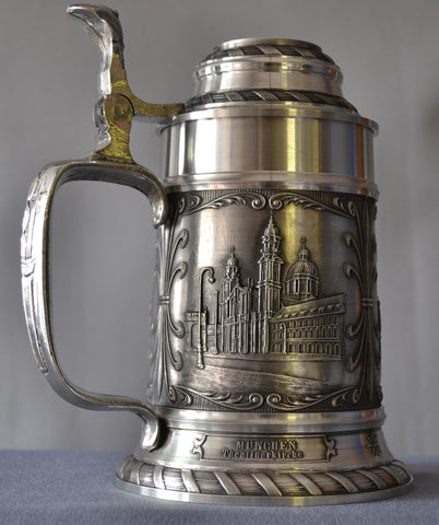 Munchen Beer Stein - All Steins