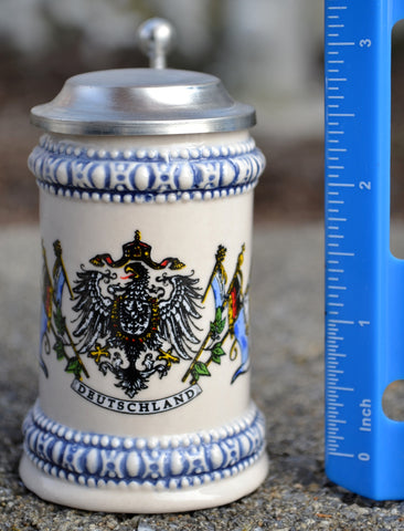 Deutschland Mini Stein - All Steins
