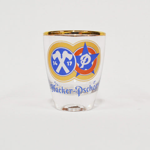 Hacker-Pschorr Shot Glass - All Steins