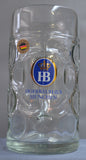 Hofbrauhaus Glass Mug - All Steins