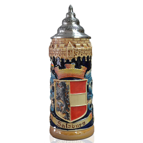 Salzburg Crest Stein - All Steins