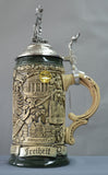 Deutschland Motto Beer Stein - All Steins