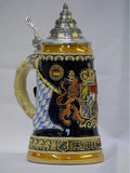 Bavaria Shield Stein - All Steins