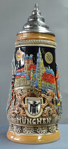 Munchen Stein - All Steins