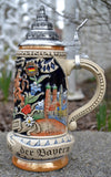 Bayern Beer Stein with Coat of Arms - All Steins